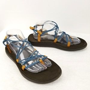 77dcfe86d6165f Teva Shoes - Teva Women s W Voya Infinity Flip-Flop Citadel